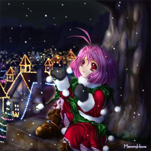 メリークリスマスCG